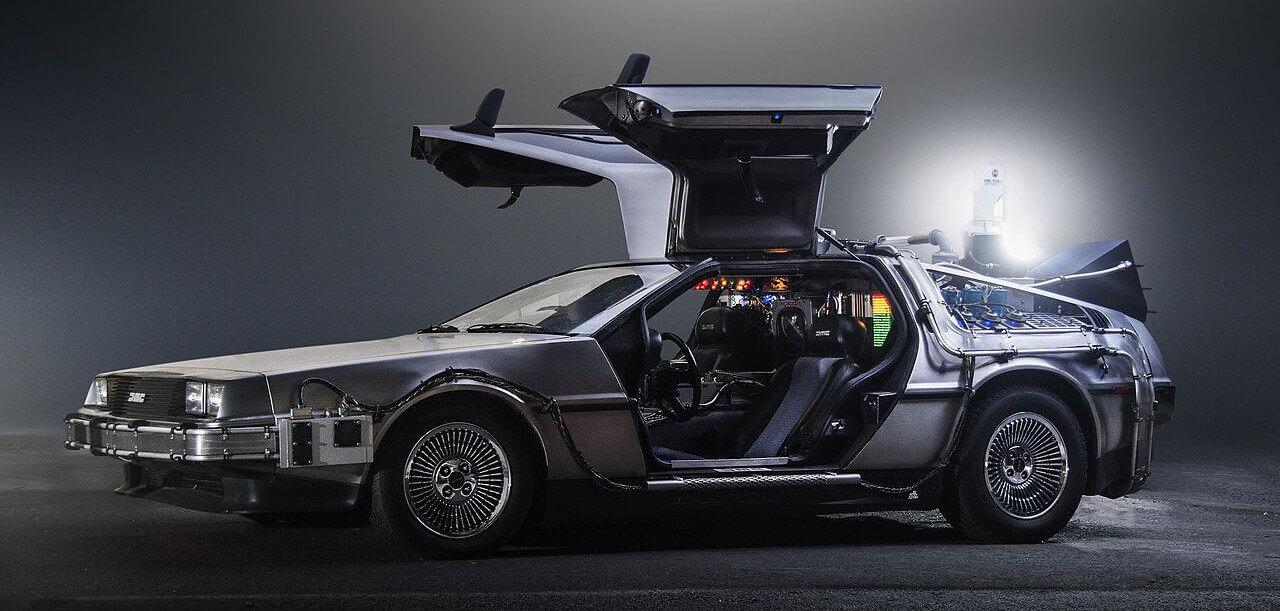 In 2016, Shouldn't the DeLorean be Electric?