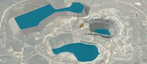 Kidston Pumped Hydro Storage in Australia