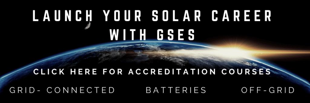 Solar Accreditation Courses