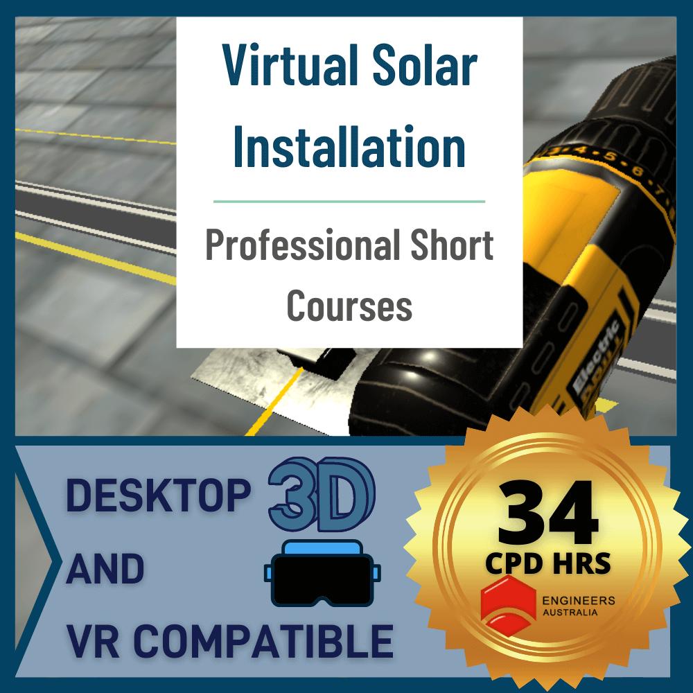 Virtual Solar Installation Course